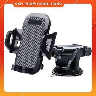 [HÀNG CAO CẤP] Gía đỡ điện thoại trên ô tô cao cấp xoay 360-đế hút chân không+keo dính chắc chắn-SIÊU THÔNG MINH