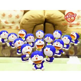 Mô hình Doraemon để bàn cực xinh cực đáng yêu (10cm)/con