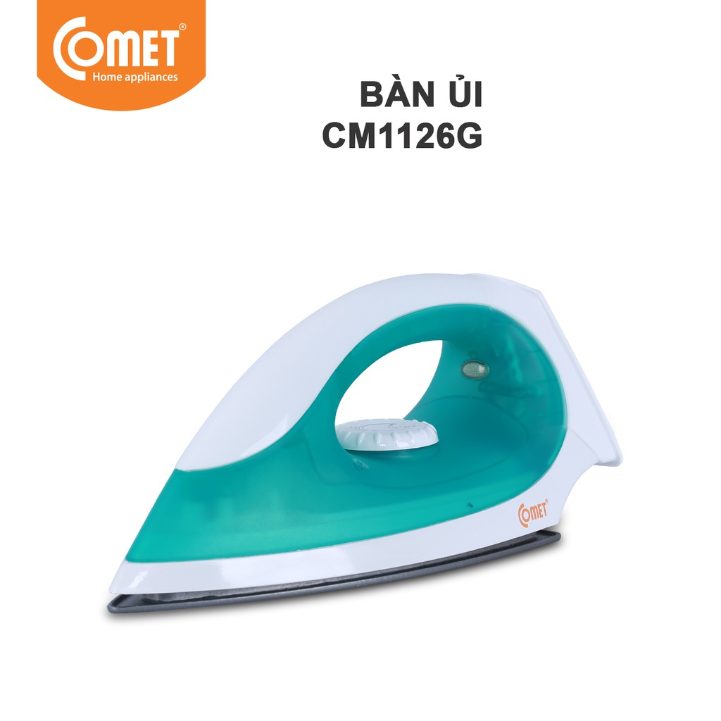 Bàn ủi khô COMET - CM1126