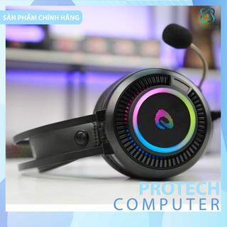 Tai nghe DAREU EH416 RGB giả lập 7.1-Hàng chính hãng bảo hành 12 tháng. thumbnail