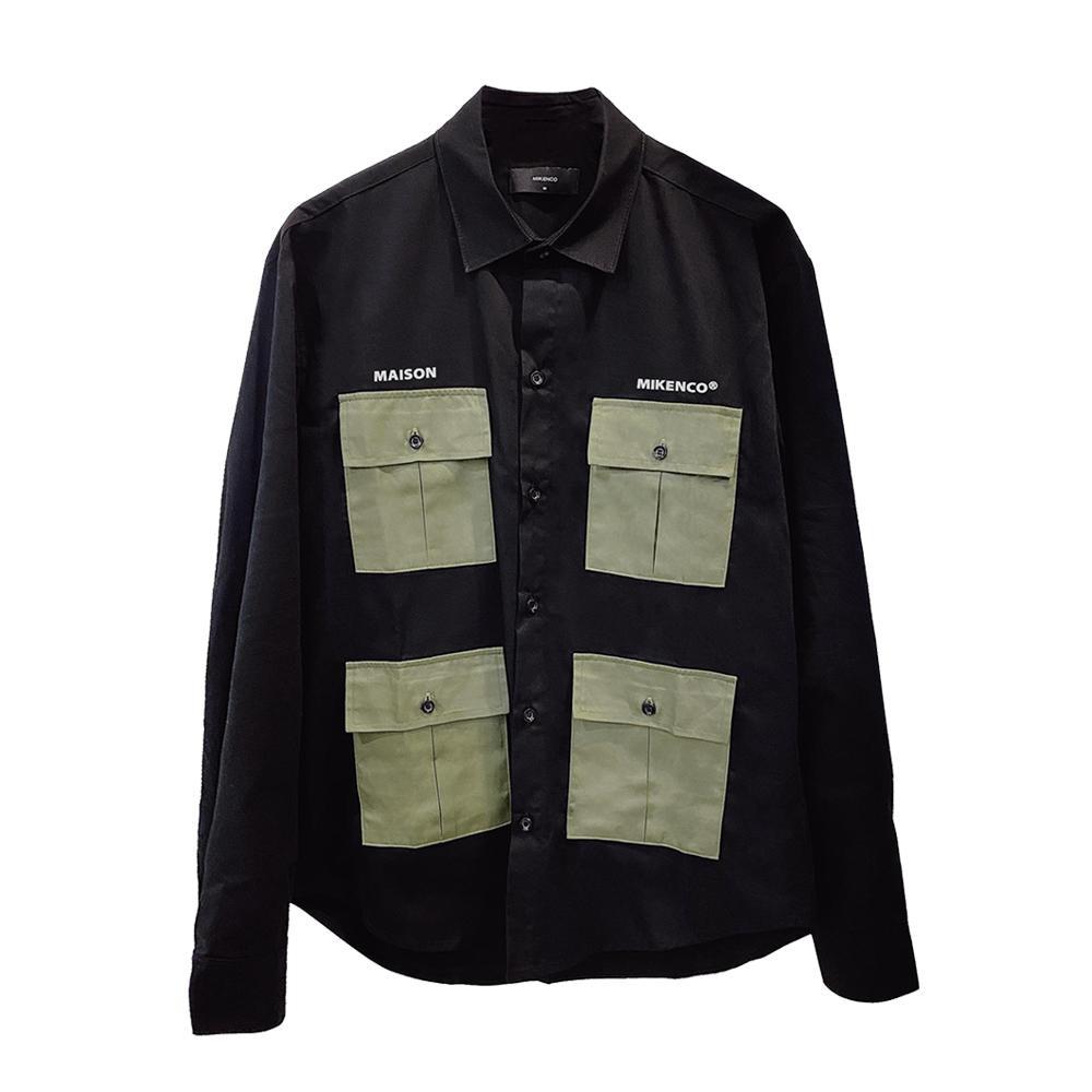 [Mã MAMKC0320 giảm 20% đơn 120K tối đa 35K] Áo sơ mi nam MIKENCO Timmy Shirt Premium Class SS 2020