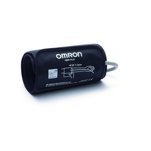 """Vòng bít tạo khuôn Cuff máy đo huyết áp OMRON """" dùng cho máy huyết áp Omron HEM-7156/HEM7361T"""""""
