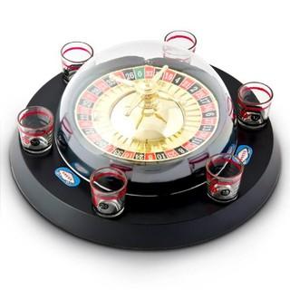 Vòng Quay May Mắn (Pin) – Electric Shot Roulette