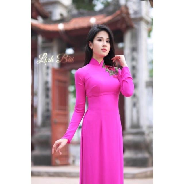 Vải áo dài màu trơn - 3005548 , 1286718411 , 322_1286718411 , 150000 , Vai-ao-dai-mau-tron-322_1286718411 , shopee.vn , Vải áo dài màu trơn