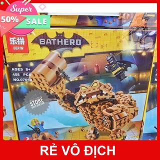 [HOT]Lego Lepin 07050 Lắp Ráp Quái Vật Đá – Marvel Super Heroes ( 469 Mảnh )( Hàng có sẵn )
