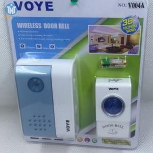 Chuông cửa từ xa VOYE có đèn led V004