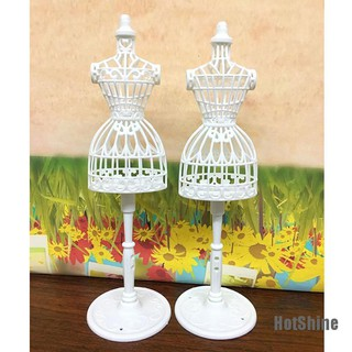 [HotShine] Dolls clothes model brackets clothes hangers for models