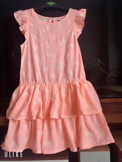 Váy bé gái Kiabi xuất dư