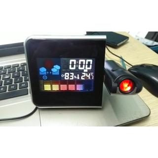 Đồng hồ LCD điện tử (hộp đen)