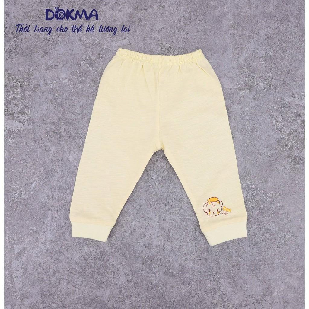 DB455Q Quần dài Dokma (6-18M)
