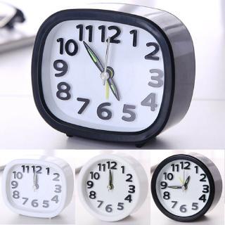 Đồng hồ báo thức thiết kế hình vuông/ tròn chất lượng cao