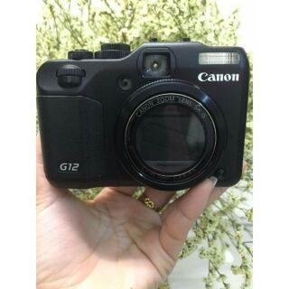 Máy ảnh canon compact G12 cao cấp