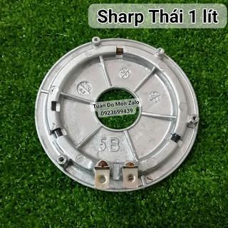 Mâm Nhiệt Nồi cơm điện Sharp 1 lít KS-11EV phụ tùng linh kiện chính hãng