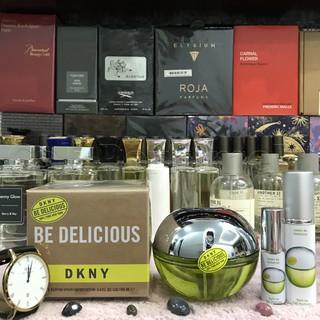 [Cali Perfume][Mẫu Thử][Dùng Là Thơm] Nước Hoa Nữ Hương Trái Cây Mùa Hè DKNY Be Delicious