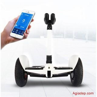 Xe điện cân bằng (2 Tay cầm hoặc Kẹp chân) Đa năng Bluetooth + App điều khiển (Hàng nhà giầu) của HDShop.com