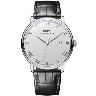 [Mã FARSBR153 giảm 15% đơn 150K] Đồng hồ nam chính hãng Lobinni No.12033-7