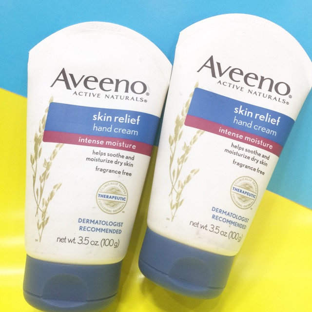 Dưỡng tay Aveeno Skin Relief Hand - 2663440 , 364594977 , 322_364594977 , 250000 , Duong-tay-Aveeno-Skin-Relief-Hand-322_364594977 , shopee.vn , Dưỡng tay Aveeno Skin Relief Hand