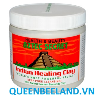 BỘT ĐẤT SÉT AZTEC SECRET INDIAN HEALING CLAY HỘP 454G thumbnail