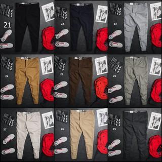 [CHẤT ĐỆP] Quần kaki nam cao cấp – Ống côn trẻ trung, lịch lãm, Chất liệu co giãn, mềm mịn, dày dặn với 7 màu chọn lựa