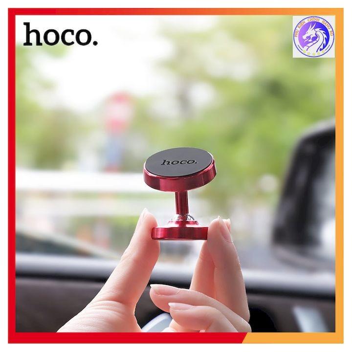 Gía đỡ nam châm thông minh hít điên thoại trên xe ô tô hoco CA36