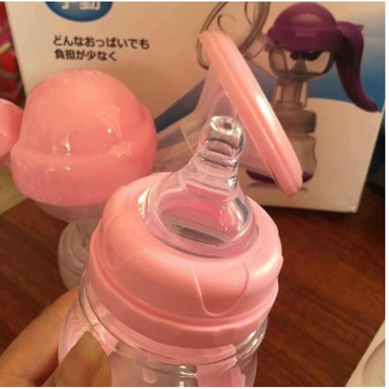 Máy hút sữa cầm tay Nhật Bản Jimmy Bear tốt nhất giá rẻ nhất