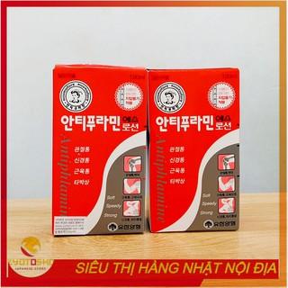 Dầu Nóng Xoa Bóp Antiphlamine 100ml Hàn Quốc