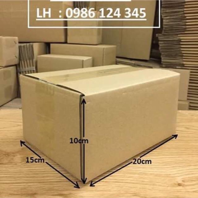 20x15x10 Combo 60 thùng carton