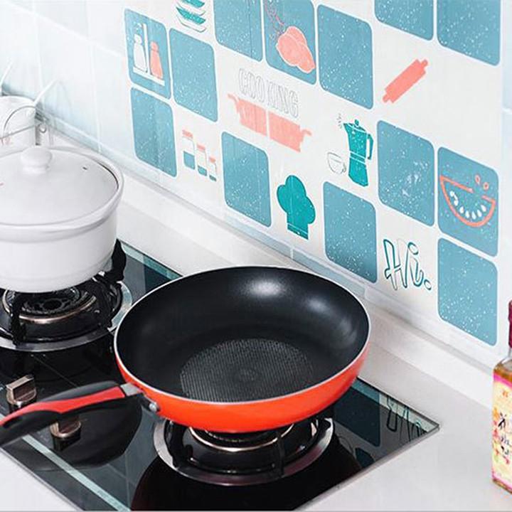 Giấy dán bếp cách nhiệt hàng cao cấp 2459 diệu shop