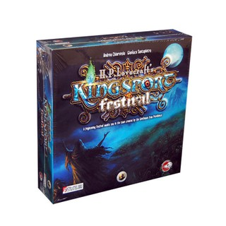 Kingsport Festival – Trò chơi board game