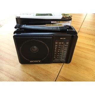Đài Radio Sony SW-702. thumbnail