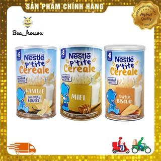 [Mã FMCGSALE44 giảm 8% đơn 500K] Bột pha sữa Nestle vị Vani 6m+ (400g) thumbnail