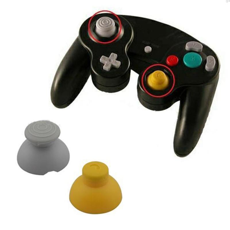 3 Cặp Nút Thay Thế Cho Tay Cầm Chơi Game Nintendo Gamecube