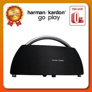 [Trả góp 0%] LOA DI ĐỘNG HARMAN KARDON GO PLAY | Bảo hành 12 tháng