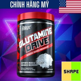GLUTAMINE Nutrex Glutamine Drive [150G][300g] - Phục Hồi Phát Triển Cơ Sau Tập - Chính Hãng Suppcare thumbnail