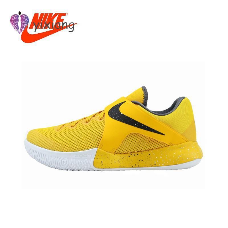 รองเท้าผ้าใบ NIKE ZOOM LIVE Men ' s basketball shoes Sn