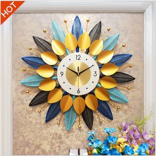 Đồng hồ Treo Tường Hình Chiếc Lá DHNTCL01