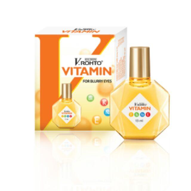 Dung dịch nhỏ mắt V.rohto vitamin