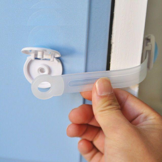 Khóa tủ lạnh ,ngăn kéo an toàn cho bé