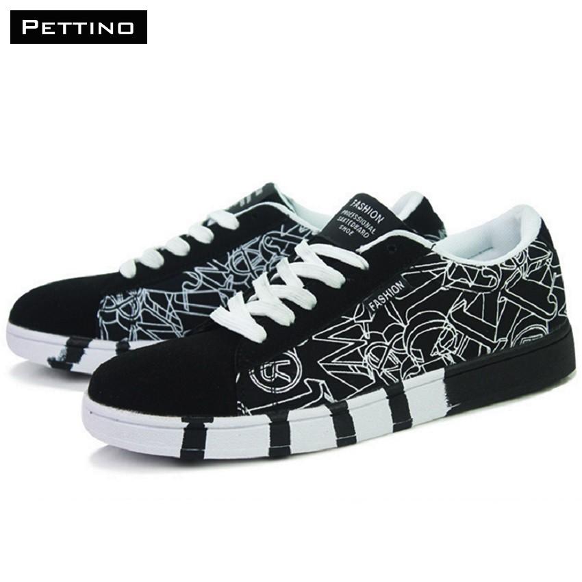 [FREESHIP TỪ 99K HN+HCM] Giày Vải Nam Sneakers - Pettino GV02