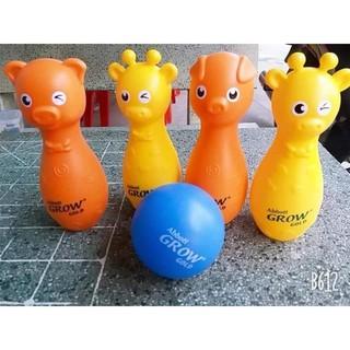 35k /Bộ đồ chơi bowlling cho bé – khi mua 2 bộ