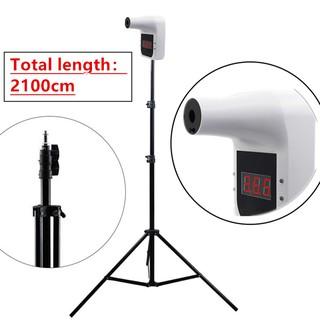 Giá đỡ 2100cm cho phép đo nhiệt độ hồng ngoại không tiếp xúc LH009 Nhiệt kế bền Nhiệt kế Chân đế LH009