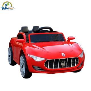 Xe ô tô điện trẻ em Ma-se-ra-ti 3 màu BBT Global BBT-5599