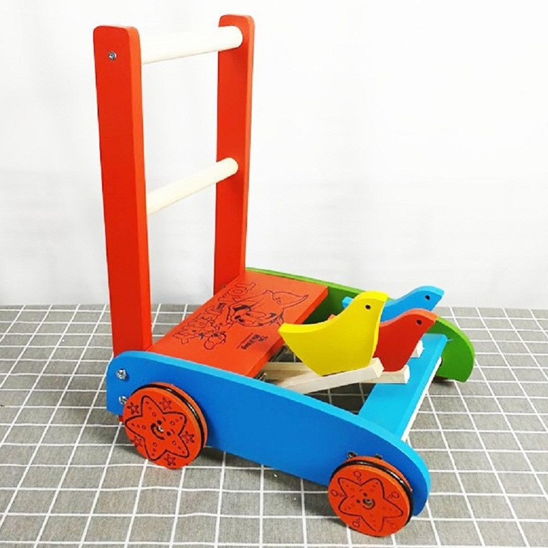 Xe Gà Tập Đi Cho Bé  đồ chơi phù hợp cho bé