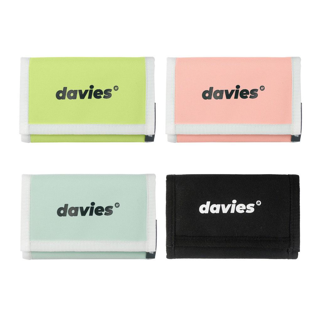 DSW Canvas Wallet Original (Ví Gập vải Davies)