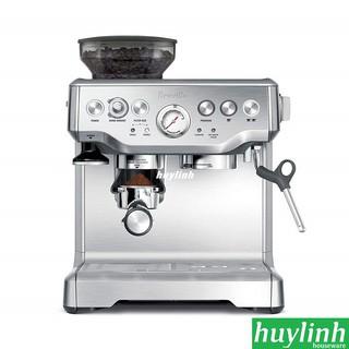 [Mã ELMS5TR giảm 5% đơn 5TR] Máy pha cà phê Breville 870XL - Made in Úc - Có Quà Tặng