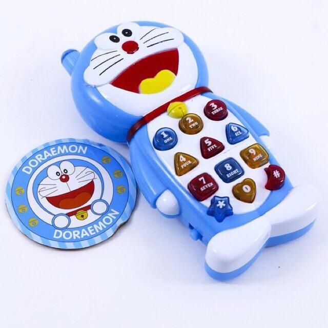 [Sale Giá Sốc] Đồ chơi đàn Doremon cho bé 3 món