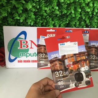 Thẻ Nhớ 32G DSS Dahua Chính Hãng Chuyên Dụng New 100% BH 36 Tháng.