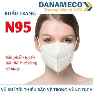 Khẩu trang Danameco N95 - Hộp 20 cái thumbnail