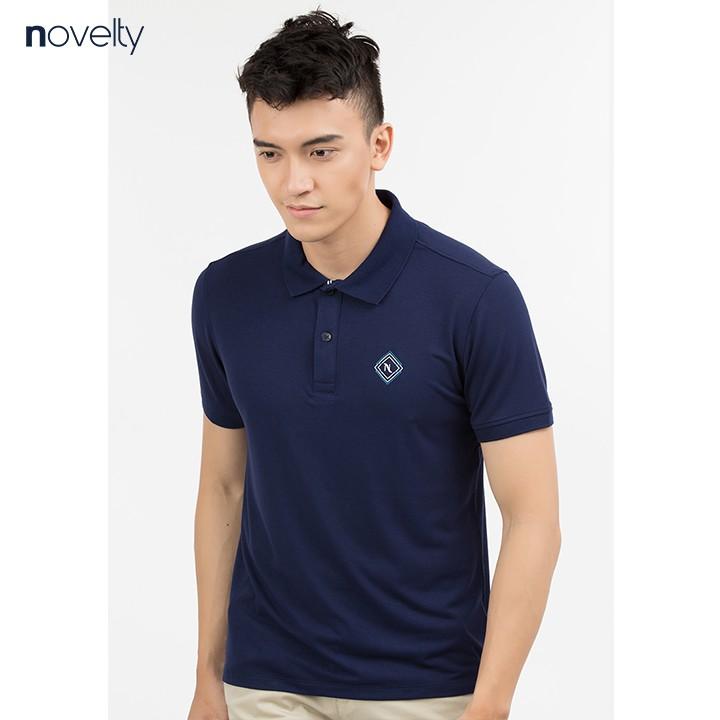 Áo polo Novelty Regular Fit xanh navy thêu logo ngực NATMMTMT3R180051N - 14329058 , 2290371023 , 322_2290371023 , 439000 , Ao-polo-Novelty-Regular-Fit-xanh-navy-theu-logo-nguc-NATMMTMT3R180051N-322_2290371023 , shopee.vn , Áo polo Novelty Regular Fit xanh navy thêu logo ngực NATMMTMT3R180051N