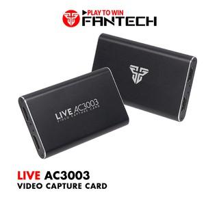 Card Ghi Hình Livestream FANTECH AC3003 LIVE Hỗ Trợ Ghi Hình Full HD 1080p 60fps Cực Nét - Hành Chính Hãng thumbnail